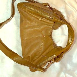 POUR La VICTOIRE  brown hand bag
